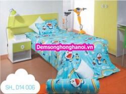 Chăn ga Sông Hồng Doremon SH-D14-006
