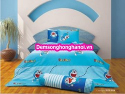 Chăn ga Sông Hồng Doremon SH-D15-009