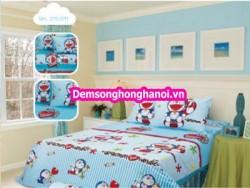 Chăn ga Sông Hồng Doremon SH-D15-011