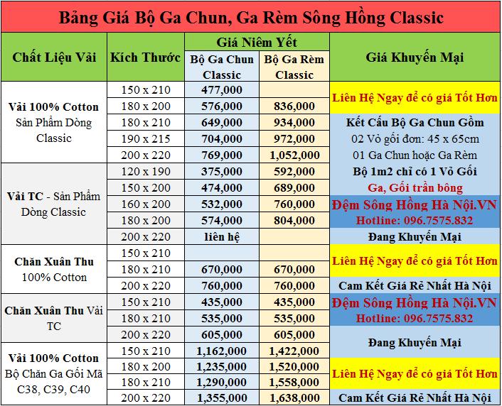 bang gia bo ga chun ga rem song hong classic
